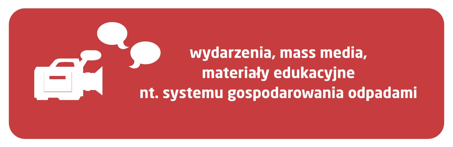 Edukacja w zakresie gospodarki odpadami komunalnymi